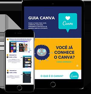 Guia CANVA para Corretores de Imóveis + 110 imagens prontas e editaveis!